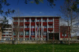 Дом ученика средњих школа Књажвац